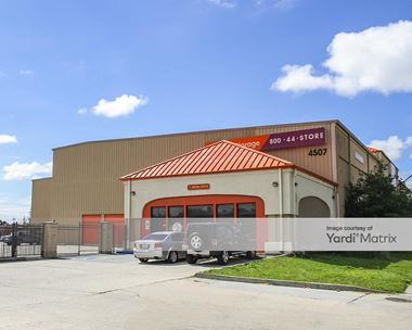 Storage Units for Rent available at 4507 Washington Avenue, New Orleans, LA 70125 Photo Gallery 1