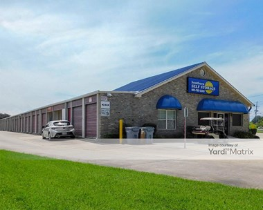 Storage Units for Rent available at 12843 Highway 90, Luling, LA 70070 Photo Gallery 1