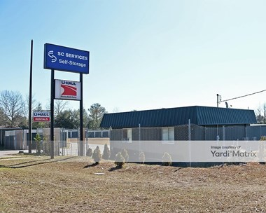 Storage Units for Rent available at 3520 Leesburg Road, Columbia, SC 29209 Photo Gallery 1