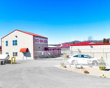 Storage Units for Rent available at 1310 Bell Lane, New Albany, IN 47150 Photo Gallery 1