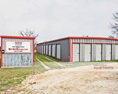 Storage Units for Rent available at 2106 Cemetery Road, West, TX 76691 Photo Gallery 1