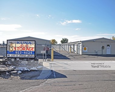Storage Units for Rent available at 640 West Avalon Street, Kuna, ID 83634 Photo Gallery 1