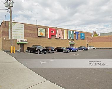 Storage Units for Rent available at 1725 Main Street, Bridgeport, CT 06604 Photo Gallery 1