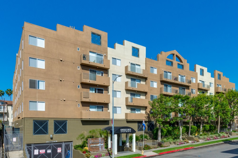 737 South Kingsley Drive 1 2 Beds Apartment For Rent Photo Gallery 1