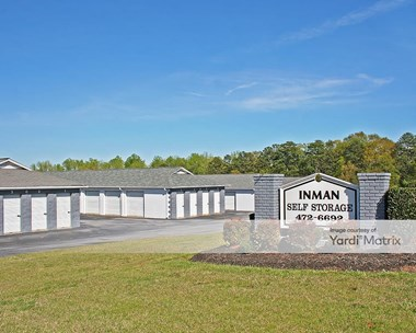 Storage Units for Rent available at 13060 Asheville Hwy, Inman, SC 29349 Photo Gallery 1