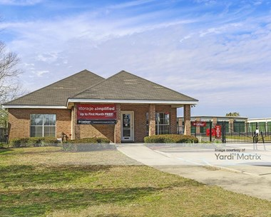 Storage Units for Rent available at 490 Wall Blvd, Gretna, LA 70056 Photo Gallery 1