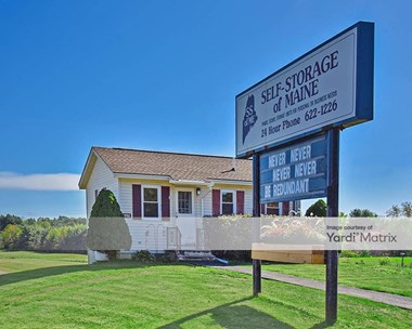 Storage Units for Rent available at 92 River Road, Chelsea, ME 04330 Photo Gallery 1