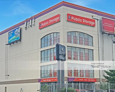 Storage Units for Rent available at 4102 Northern Blvd, Long Island City, NY 11101 Photo Gallery 1