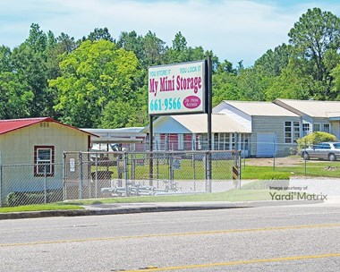 Storage Units for Rent available at 7725A Three Notch Road, Mobile, AL 36619 Photo Gallery 1