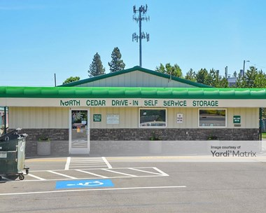 Storage Units for Rent available at 6320 North Cedar Road, Spokane, WA 99208 Photo Gallery 1