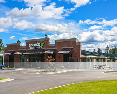 Storage Units for Rent available at 8908 North Nevada Street, Spokane, WA 99218 Photo Gallery 1