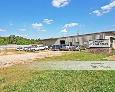 Storage Units for Rent available at 117 Murray Drive, Mauldin, SC 29662 Photo Gallery 1