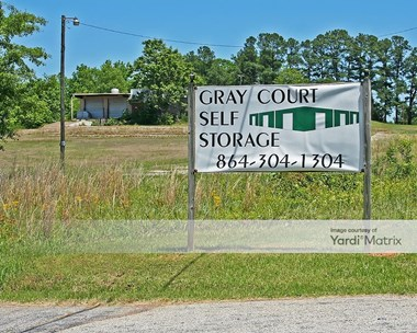 Storage Units for Rent available at 2203 South Carolina 101, Gray Court, SC 29645 Photo Gallery 1