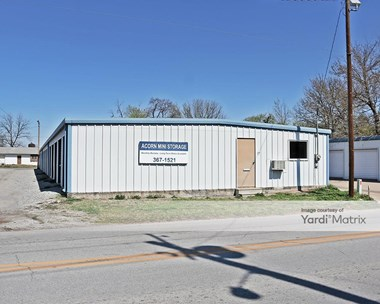 Storage Units for Rent available at 117 East 1St Avenue, Bristow, OK 74010 Photo Gallery 1
