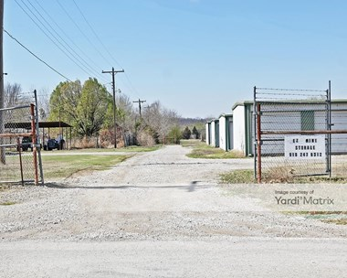 Storage Units for Rent available at 633 East Allen Street, Kellyville, OK 74039 Photo Gallery 1