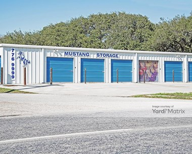 Storage Units for Rent available at 1618 Highway 361, Ingleside, TX 78362 Photo Gallery 1