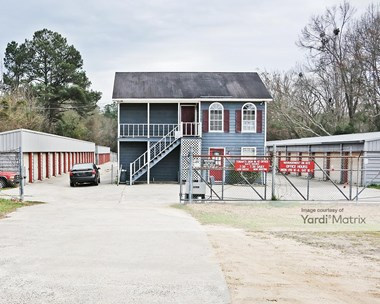 Storage Units for Rent available at 3186 Skinner Mill Road, Augusta, GA 30909 Photo Gallery 1