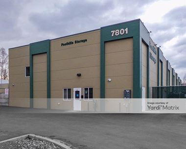 Storage Units for Rent available at 7801 East 36th Avenue, Anchorage, AK 99504 Photo Gallery 1