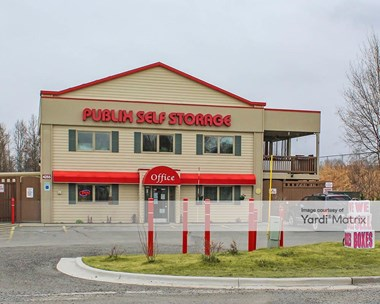 Storage Units for Rent available at 4255 East Debarr Road, Anchorage, AK 99508 Photo Gallery 1