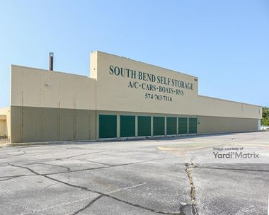 Storage Units for Rent available at 605 North Hickory Road, South Bend, IN 46615 Photo Gallery 1