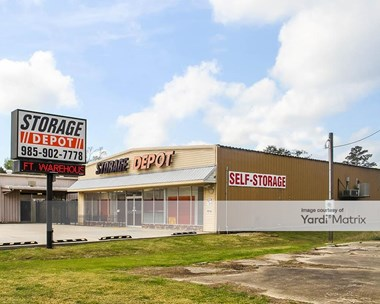 Storage Units for Rent available at 1205 North Morrison Blvd, Hammond, LA 70401 Photo Gallery 1