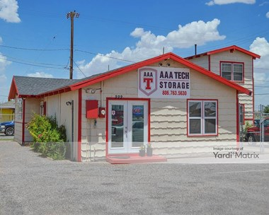 Storage Units for Rent available at 222 North Avenue U, Lubbock, TX 79415 Photo Gallery 1