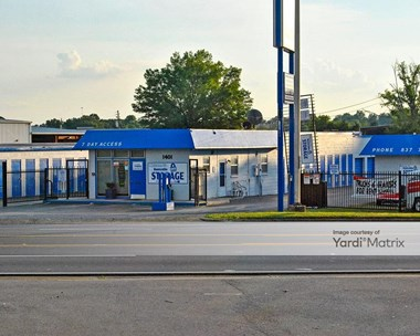 Storage Units for Rent available at 1401 Jordan Lane NW, Huntsville, AL 35816 Photo Gallery 1