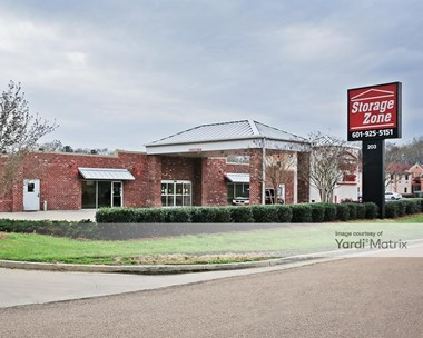 Storage Units for Rent available at 203 Johnston Place, Clinton, MS 39056 Photo Gallery 1