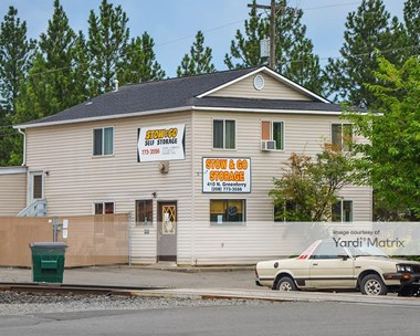 Storage Units for Rent available at 410 North Greensferry Road, Post Falls, ID 83854 Photo Gallery 1