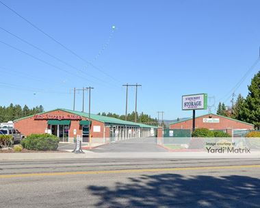Storage Units for Rent available at 10411 North Nevada Street, Spokane, WA 99218 Photo Gallery 1