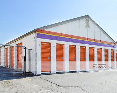 Storage Units for Rent available at 3515 West Maple Street, Wichita, KS 67213 Photo Gallery 1