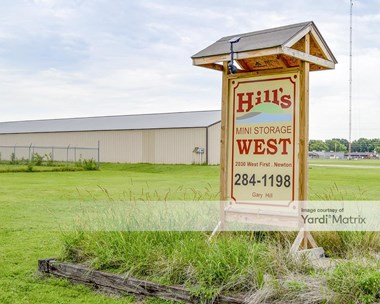 Storage Units for Rent available at 2030 West 1St Street, Newton, KS 67114 Photo Gallery 1