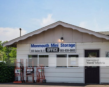 Storage Units for Rent available at 555 Gwinn Street East, Monmouth, OR 97361 Photo Gallery 1