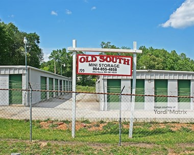 Storage Units for Rent available at 125 Saco Lowell Road, Easley, SC 29640 Photo Gallery 1