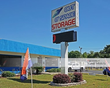 Storage Units for Rent available at 540 East Fairfield Drive, Pensacola, FL 32503 Photo Gallery 1