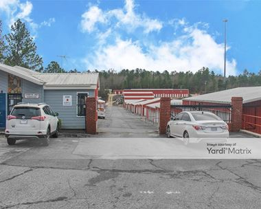 Storage Units for Rent available at 1528 University Pkwy, Aiken, SC 29801 Photo Gallery 1