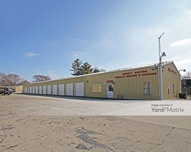 Storage Units for Rent available at 1310 Jefferson Avenue, Shelbyville, IN 46176 Photo Gallery 1