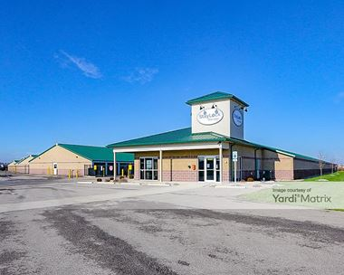 Storage Units for Rent available at 2450 East Michigan Road, Shelbyville, IN 46176 Photo Gallery 1