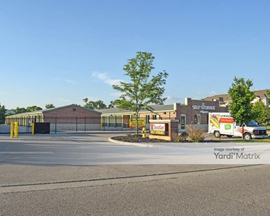 Storage Units for Rent available at 6978 Central Blvd, Zionsville, IN 46077 Photo Gallery 1