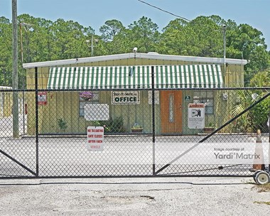 Storage Units for Rent available at 3600 Nighthawk Lane, Pensacola, FL 32506 Photo Gallery 1