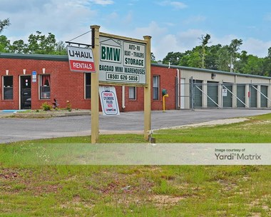 Storage Units for Rent available at 4065 Garcon Point Road, Milton, FL 32583 Photo Gallery 1
