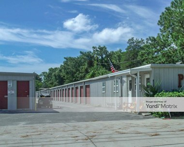 Storage Units for Rent available at 7221 Laird Street, Panama City Beach, FL 32408 Photo Gallery 1