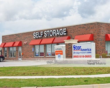 Storage Units for Rent available at 1405 Rock Dove Road, Fort Wayne, IN 46814 Photo Gallery 1