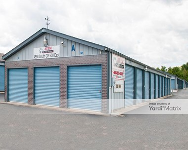 Storage Units for Rent available at 4586 South County Road 600 East, Plainfield, IN 46168 Photo Gallery 1