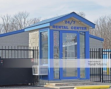 Storage Units for Rent available at 6110 South Belmont Avenue, Indianapolis, IN 46217 Photo Gallery 1