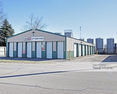 Storage Units for Rent available at 875 Overstreet Street, Franklin, IN 46131 Photo Gallery 1