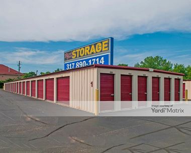 Storage Units for Rent available at 4850 South Emerson Avenue, Indianapolis, IN 46219 Photo Gallery 1