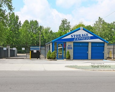 Storage Units for Rent available at 935 State Street, New Albany, IN 47150 Photo Gallery 1