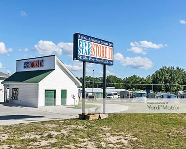 Storage Units for Rent available at 2715 North Grand River Avenue, Lansing, MI 48906 Photo Gallery 1