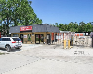 Storage Units for Rent available at 2425 Florida Street, Mandeville, LA 70448 Photo Gallery 1